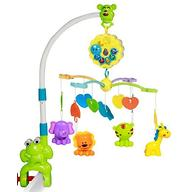 Музыкальная карусель на кроватку Lorelli Toys Лягушонок