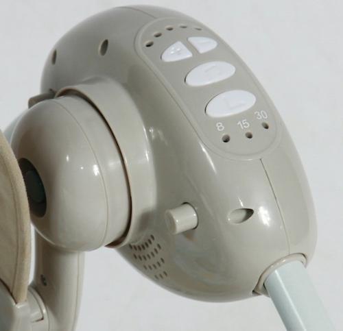 Электрокачель Bertoni Portofino Grey (4)