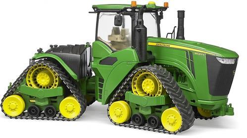 Трактор Bruder John Deere 9620RX гусеничный (8)