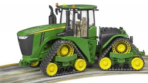 Трактор Bruder John Deere 9620RX гусеничный (7)