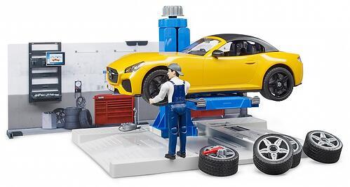 Ремонтный набор для автомобиля Bruder (6)