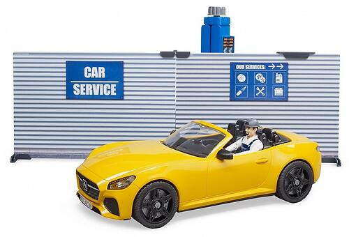 Ремонтный набор для автомобиля Bruder (8)