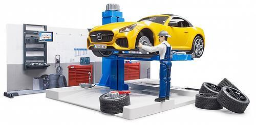 Ремонтный набор для автомобиля Bruder (9)