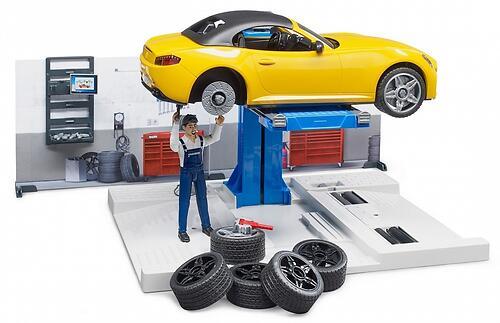 Ремонтный набор для автомобиля Bruder (10)