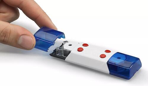 Модуль со световыми и звуковыми эффектами для автомобилей Bruder (4)