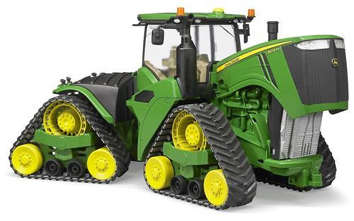Трактор Bruder John Deere 9620RX гусеничный (6)