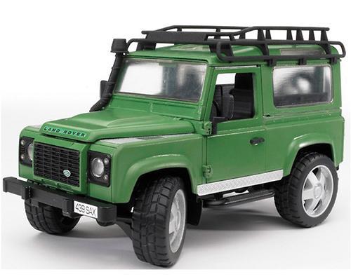 Bruder внедорожник Land Rover Defender (4)