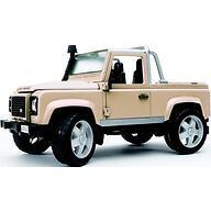 Bruder внедорожник-пикап Land Rover Defender