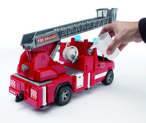 Bruder пожарная машина MB Sprinter (5)