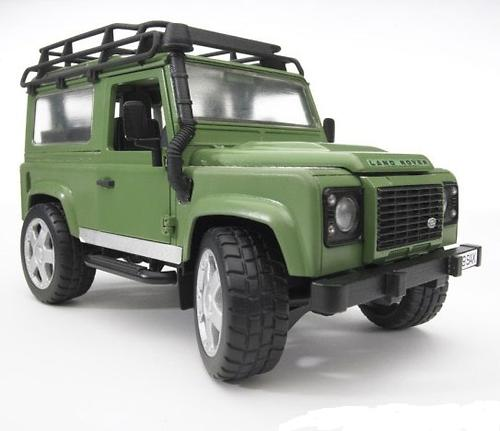 Bruder внедорожник Land Rover Defender (5)