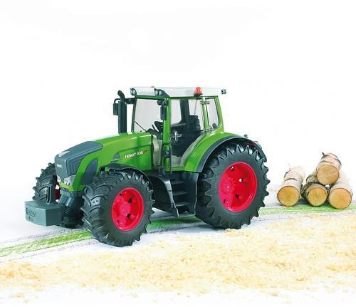 Трактор Bruder Fendt 936 Vario (9)