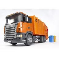 Bruder мусоровоз Scania