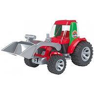 Bruder трактор погрузчик Roadmax