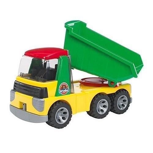 Bruder грузовик Roadmax (3)