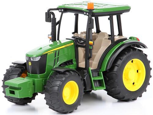 Трактор Bruder John Deere 5115M (3)