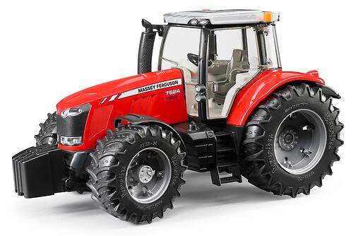 Трактор Bruder Massey Ferguson 7600 (5)