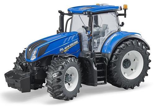 Трактор Bruder New Holland T7.315 (4)