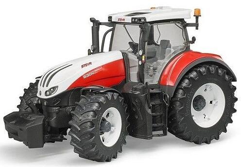 Трактор Bruder Steyr 6300 Terrus CVT (7)