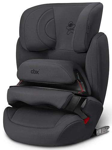 Автокресло CBX by Cybex Aura-Fix Comfy Grey (6)