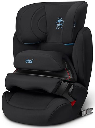 Автокресло CBX by Cybex Aura-Fix Cozy Black (6)