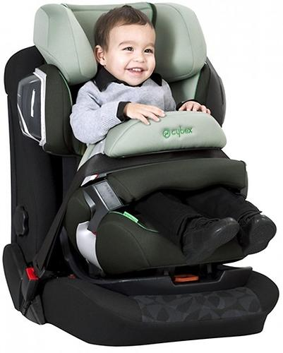 Автокресло Cybex Pallas 2-Fix Pure Black (12)