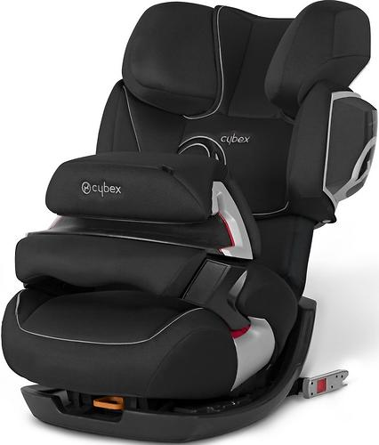 Автокресло Cybex Pallas 2-Fix Pure Black (9)