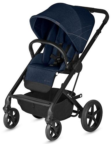 Коляска Cybex Balios S Denim Blue (9)