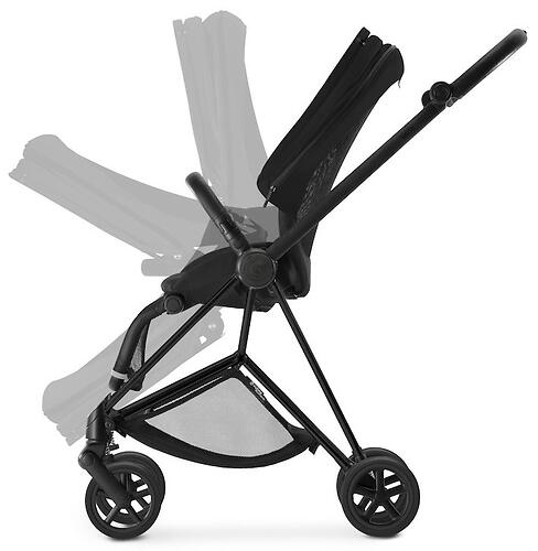 Шасси Cybex Mios Matt Black 2019 (17)