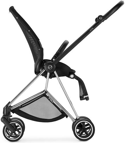 Шасси Cybex Mios Matt Black 2019 (16)