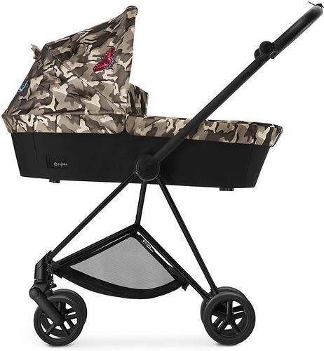 Люлька Cybex Mios Carrycot Butterfly (7)