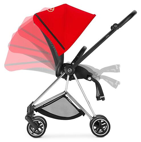 Набор Cybex Seat Pack Mios True Red (12)
