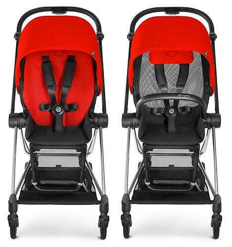 Набор Cybex Seat Pack Mios True Red (13)