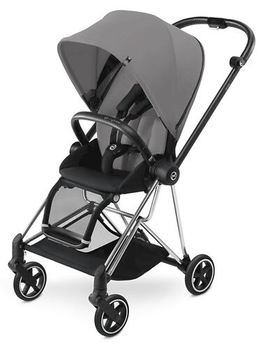 Шасси Cybex Mios Matt Black 2019 (12)