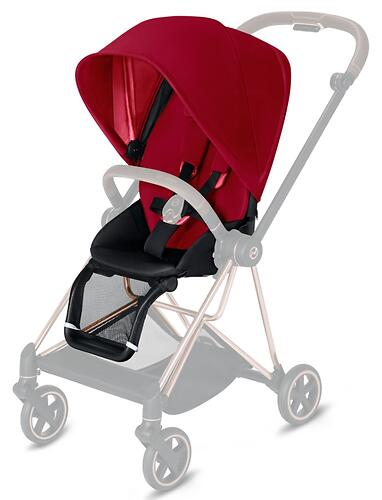 Набор Cybex Seat Pack Mios True Red (10)