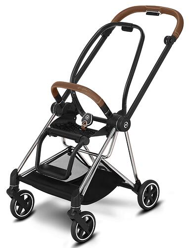 Шасси Cybex Mios Chrome 2019 (11)