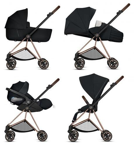 Шасси Cybex Mios Matt Black 2019 (19)