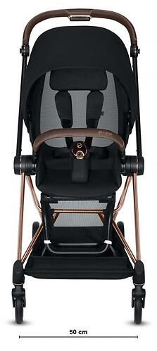 Шасси Cybex Mios Matt Black 2019 (13)