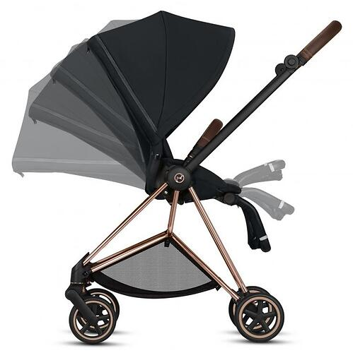 Шасси Cybex Mios Matt Black 2019 (15)