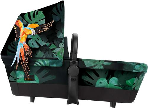 Люлька для коляски Cybex Priam Birds of Paradise (4)