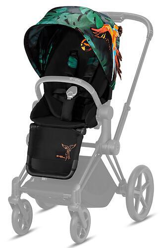 Набор Cybex Seat Pack Priam III FE Birds of Paradise (3)