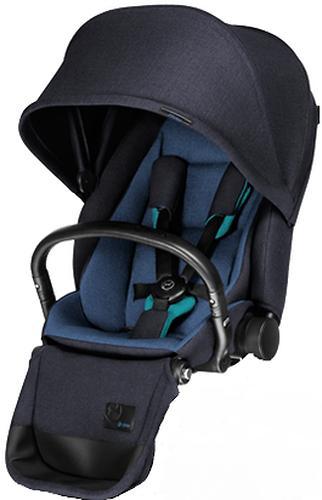 Сиденье LUX для коляски Cybex Priam True Blue (7)