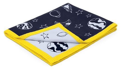 Одеяло для коляски Cybex Priam Space Rocket by Anna K (1)