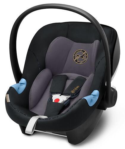 Автокресло Cybex Aton M i-Size Premium Black (8)