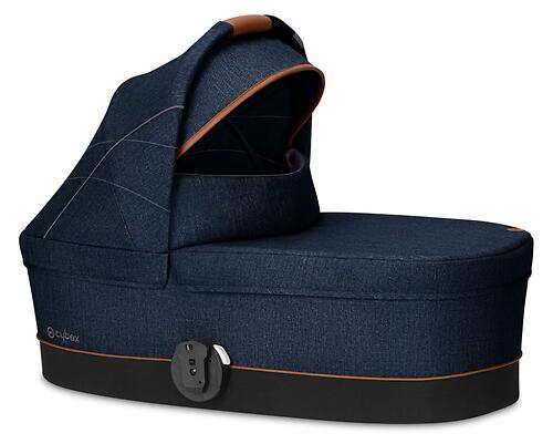 Спальный блок Cybex Carry Cot S Denim Denim Blue (3)