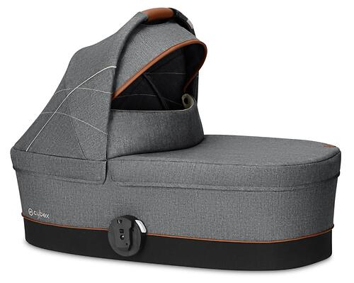 Спальный блок Cybex Carry Cot S Denim Manhattan Grey (3)