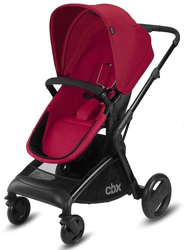 Коляска 2в1 CBX by Cybex Bimisi Pure Crunchy Red (7)