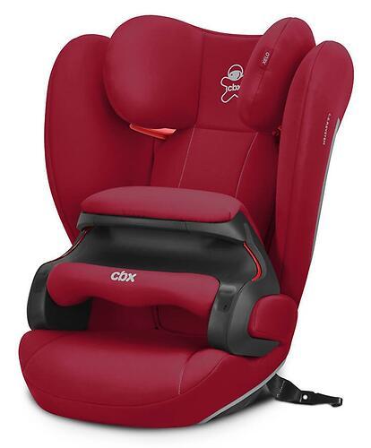 Автокресло детское CBX Xelo Crunchy Red (9)