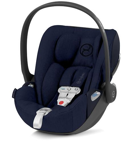 Автокресло Cybex Cloud Z I-size Plus Midnight Blue (9)