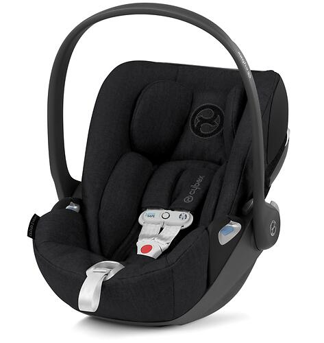 Автокресло Cybex Cloud Z I-size Plus Stardust Black (10)