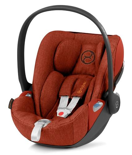 Автокресло Cybex Cloud Z I-size Plus Autumn Gold (10)